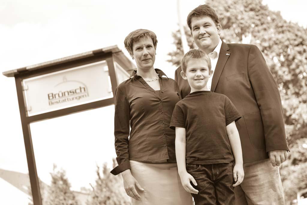 Familie Brünsch
